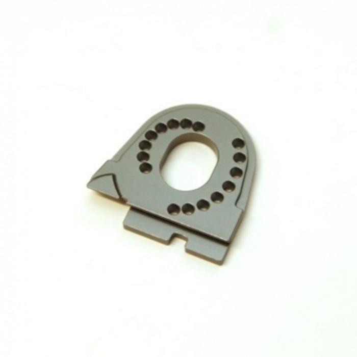 ST RACING Aluminum Motor Mount for TRX-4 (Gun Metal), 8290GM