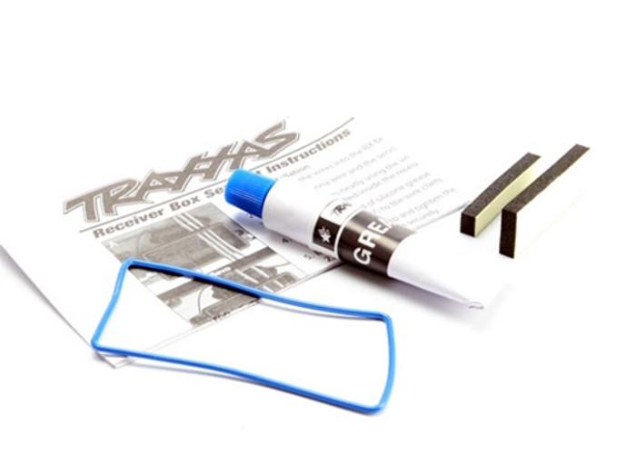 Traxxas Receiver Box Seal Kit, 5625