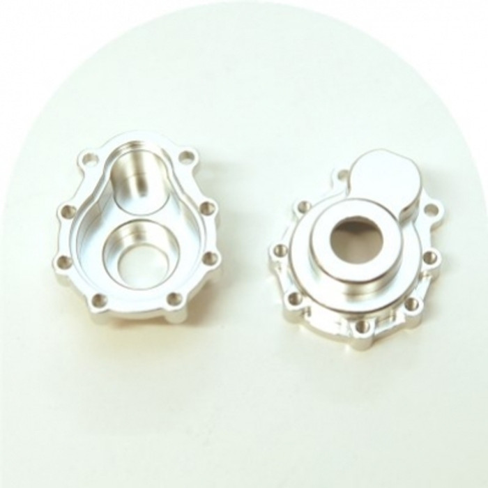 ST RACING Aluminum Portal Drive Outer Housing for TRX-4 (Silver), 8251S