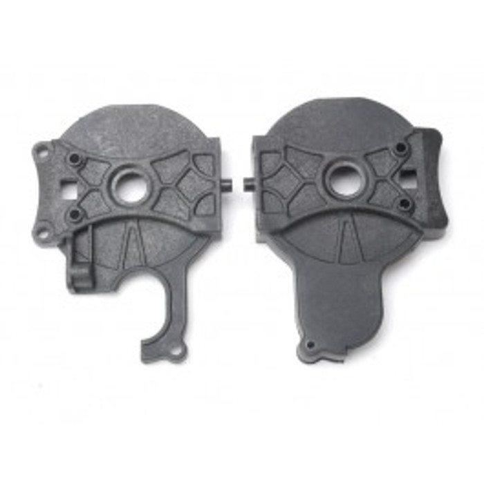 DHK Upper and Lower Diff Gear Cover for the Wolf and Raz-R, 8131-203