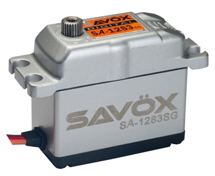 Savox SA-1283SG Super Torque Steel Gear Digital Servo (Coreless)