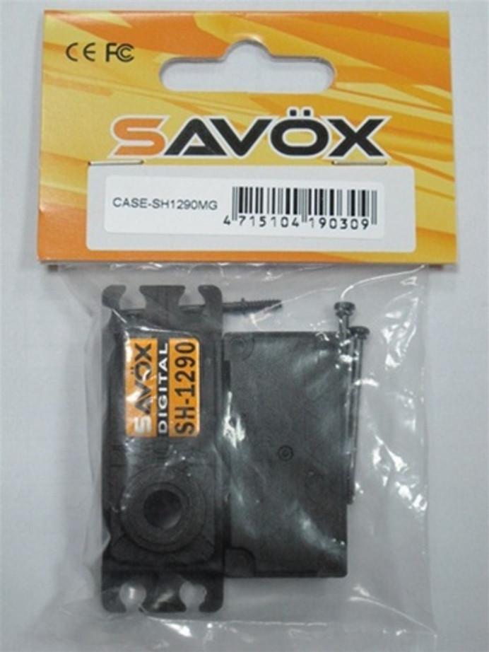 Savox CSH1290MG Digital Servo Case for SH1290mg