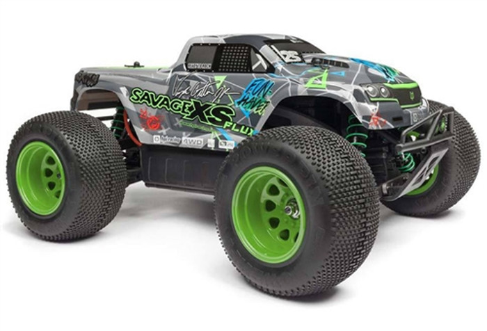 HPI Racing Savage XS Flux Vaughn Gittin Jr 4WD, 115967