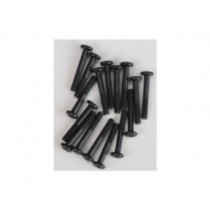 DHK 3x20mm BH Screw (16pcs), 8381-715