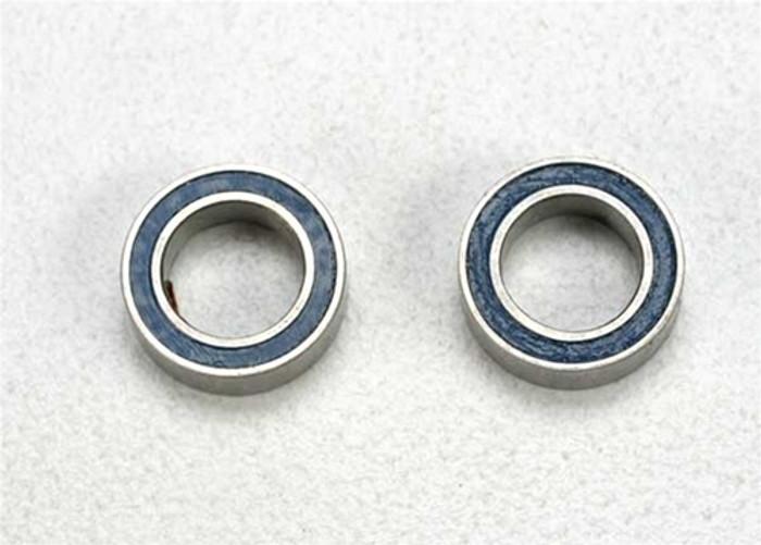 Traxxas Ball Bearings (5x8x2.5mm, blue rubber sealed), 5114