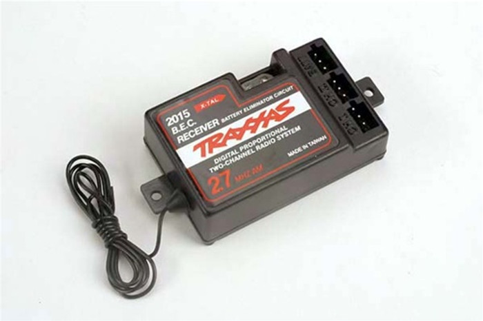 Traxxas 27MHz Receiver with BEC, 2015