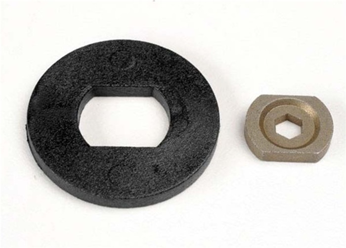 Traxxas Brake Disc and Shaft Adapter, 4185