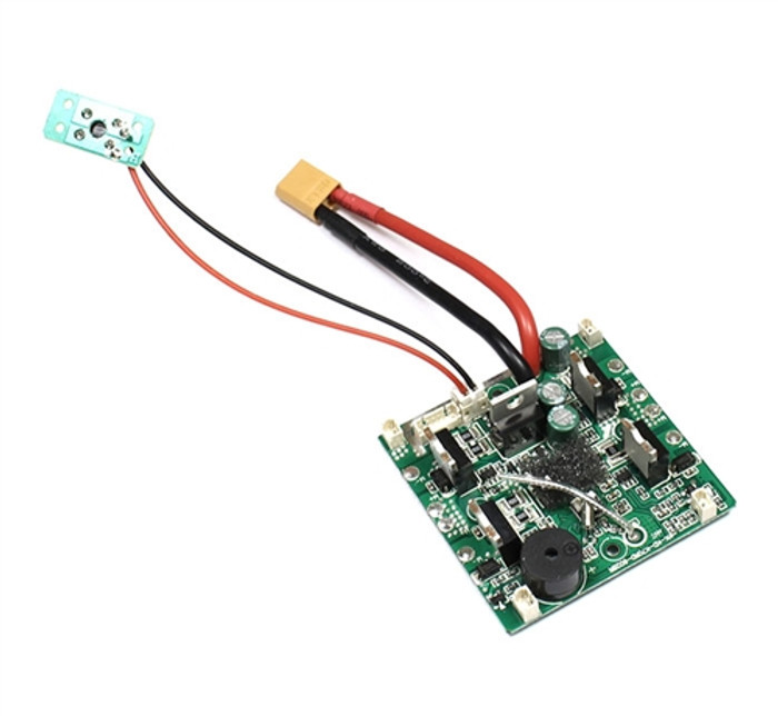 Rage Receiver Board for the Imager 390 Drone, 4228