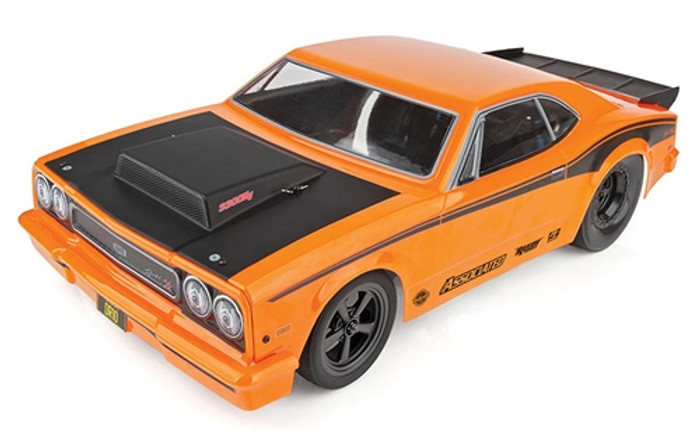 Associated DR10 Drag Race Car Brushless RTR, 70025