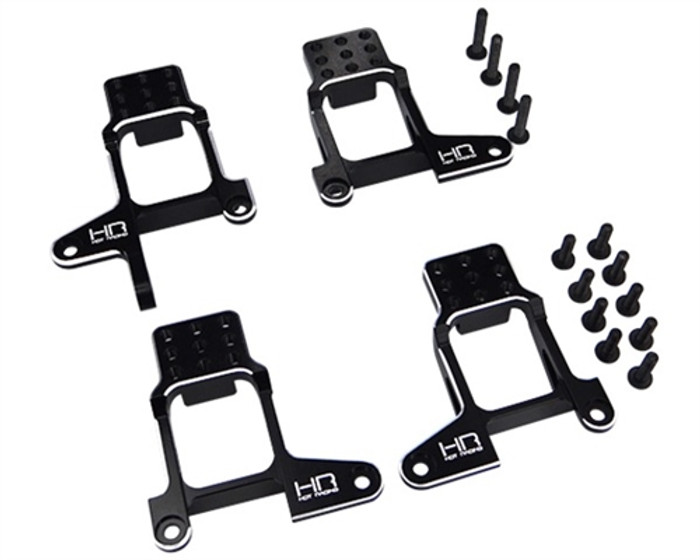 Hot Racing Aluminum Shock Tower Hoops for TRX-4
