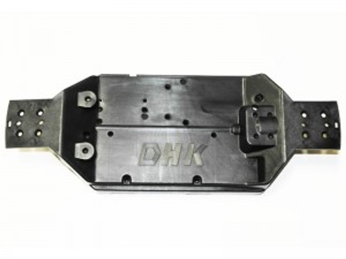 DHK Chassis for Crosse Monster Truck, 8136-001