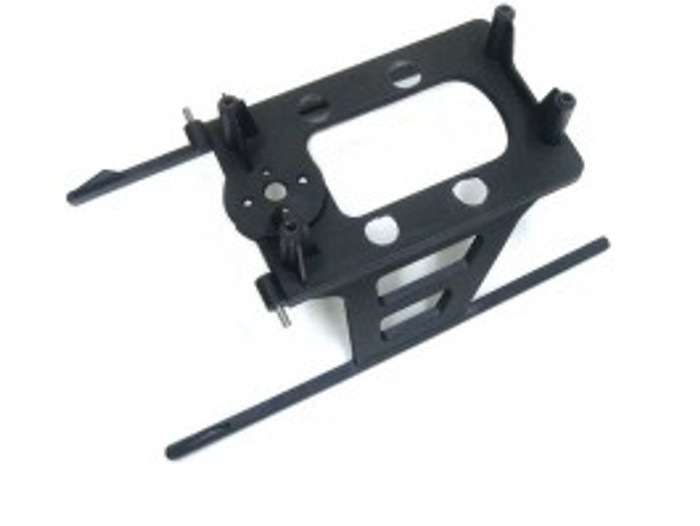 HP Heli's Skid Set for the X-2 Coaxial Helicopter, 5P31008