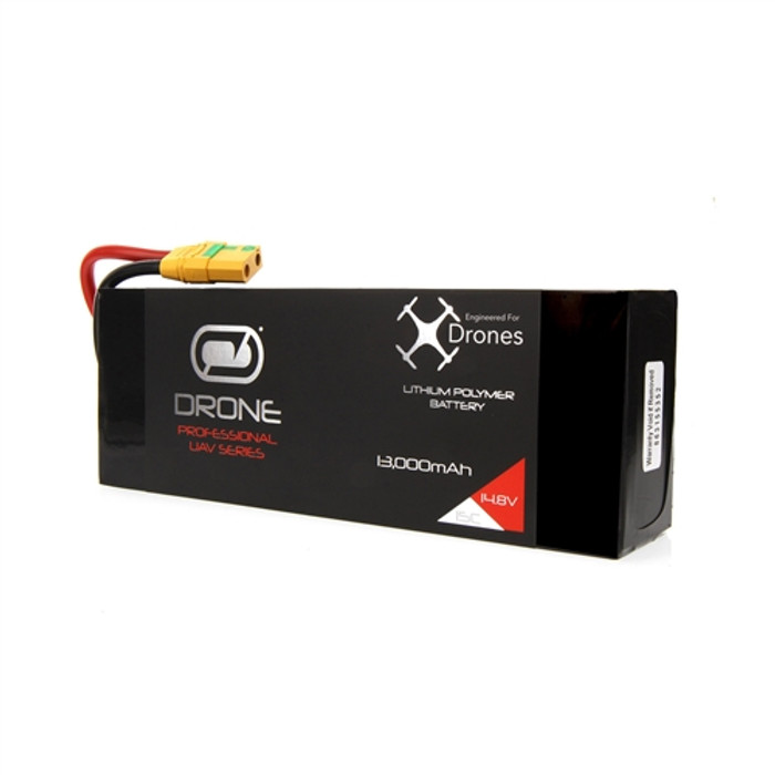 Venom 13000mAh 4S 14.8V Drone Pro LiPo Battery 15C with XT90-S Plug, 35005