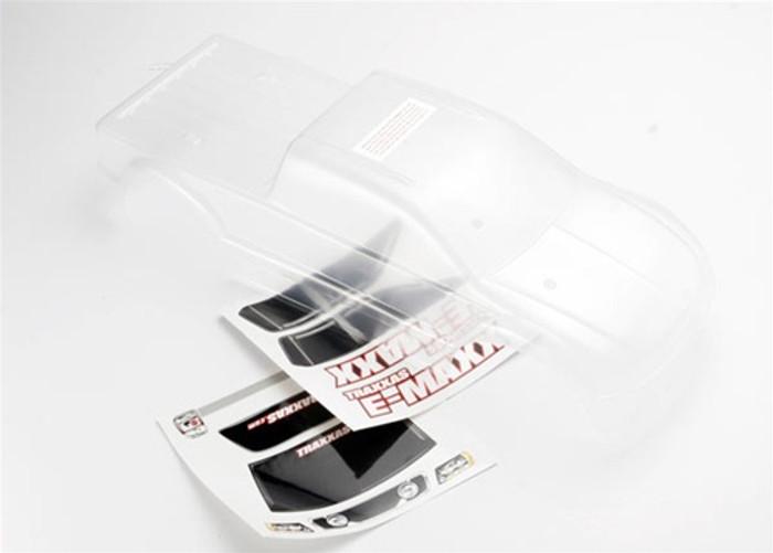 Traxxas Body Long Wheelbase E-Maxx, 3912