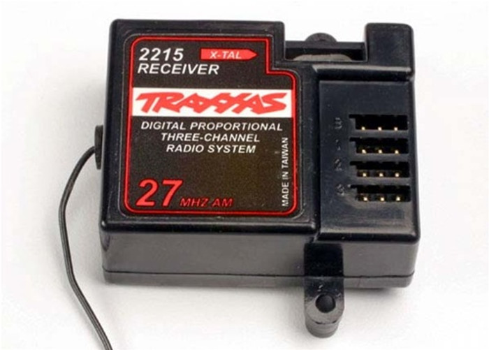 Traxxas 3-Channel Receiver, 2215