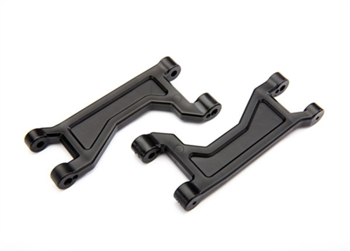 Traxxas Black Upper Suspension Arms for Maxx 4S, 8929