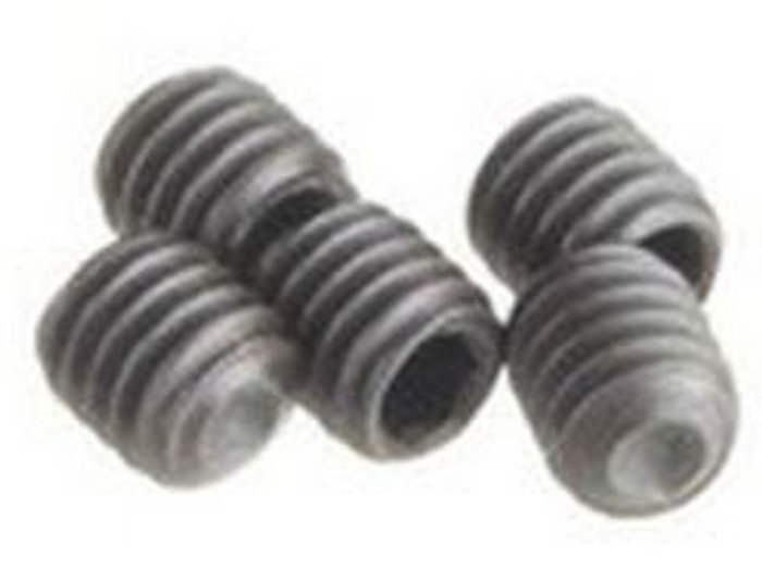 Robinson Racing 4x4mm Set Screws for 5mm Pinions, 1201