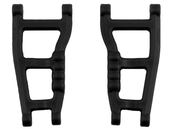 RPM Rear A-Arms for Traxxas Slash 2WD - Black, 80592