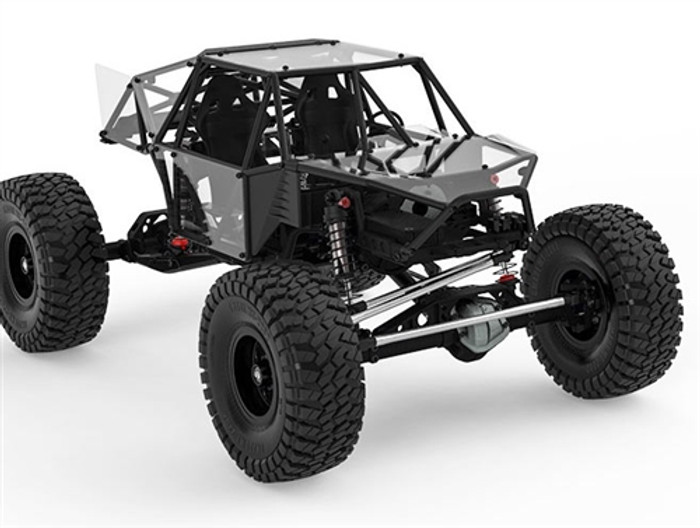 Gmade GR01 GOM Rock Crawler Buggy 4WD Kit, 56000