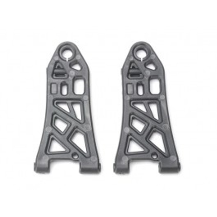 DHK Lower Front Suspension Arms (2) for the Wolf and Raz-R, 8131-701