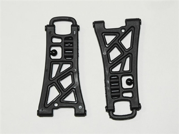 DHK Lower Rear Suspension Arms for the Wolf 2 Buggy, 8138-801
