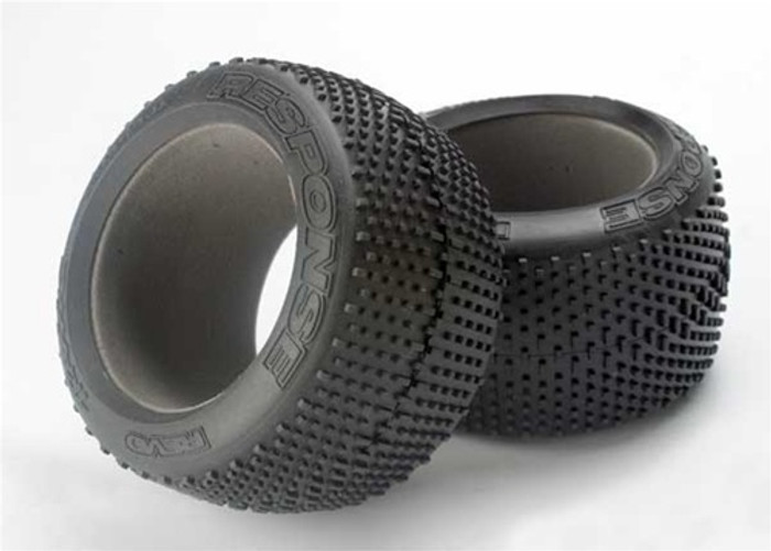 """Traxxas Tires Response racing 3.8"""" Soft-Compound, 5471"""