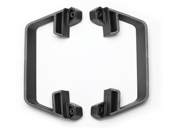 Traxxas Grey Nerf Bars for Slash 2WD Low-CG Conversion Kit, 5833G