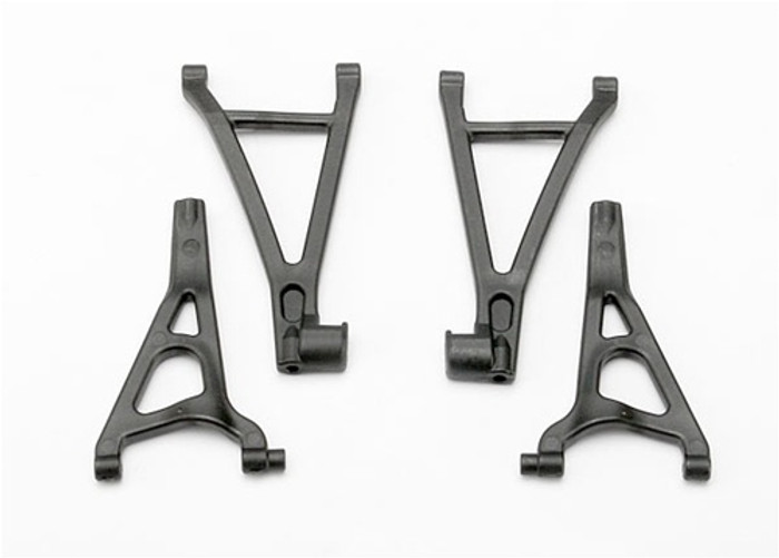 Traxxas Suspension Arm Set (front, 1/16 E-Revo), 7131