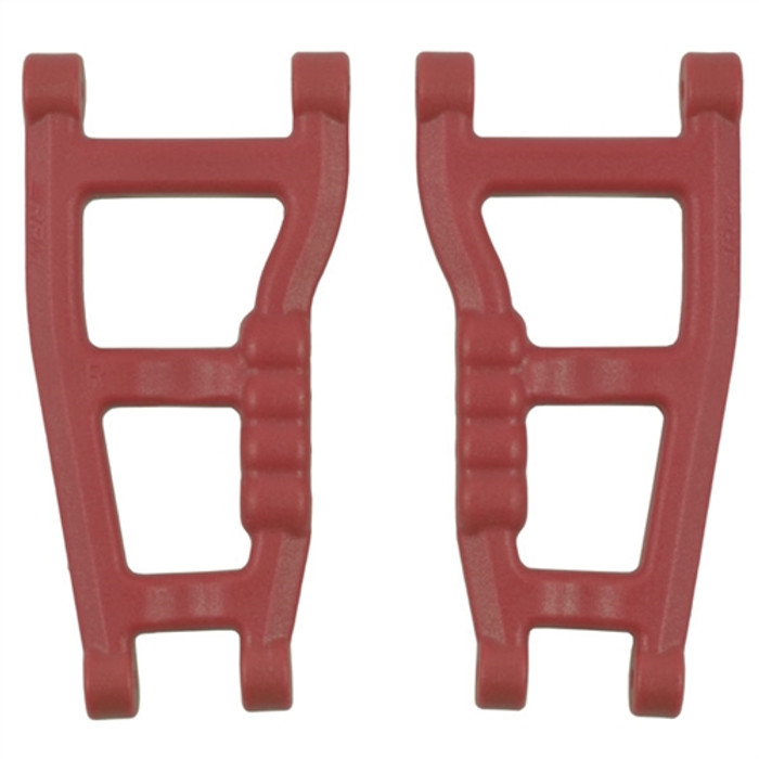 RPM Rear A-Arms for Traxxas Slash 2WD - Red, 80599