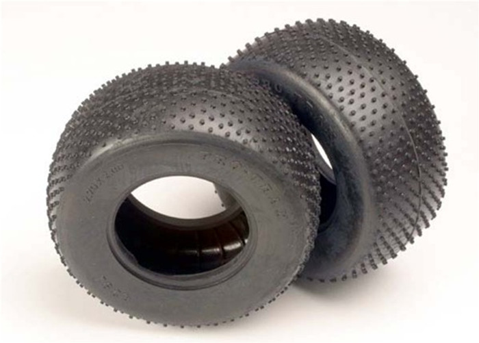 "Traxxas Pro-Trax Mini-Spiked 2.2"" Rear Tires, 4791"