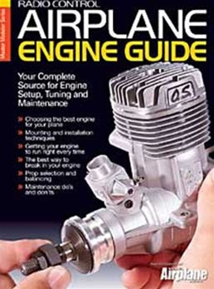 AirAge R/C Airplane Engine Guide