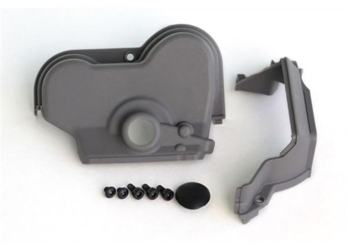 Traxxas Telemetry-Ready Gear Cover - E-Maxx, 3977A