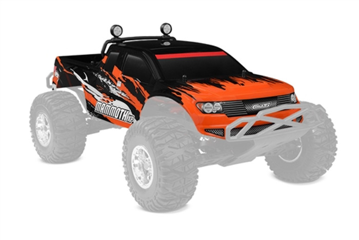 Team Corally Mammoth XP Painted Body, C-00255-200