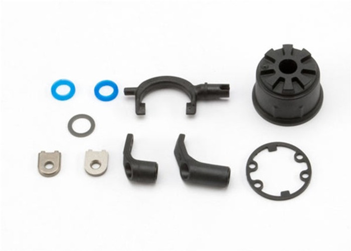 Traxxas Heavy Duty Differential Carrier with Linkage Arms and Gaskets Summit, 5681