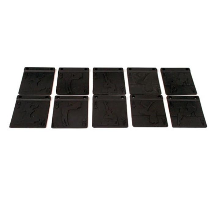 Venom Mud Flap Set - Gambler, 8562