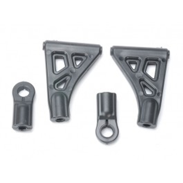 DHK Upper Suspension Arms w/Rod Ends for the Wolf and Raz-R, 8131-501