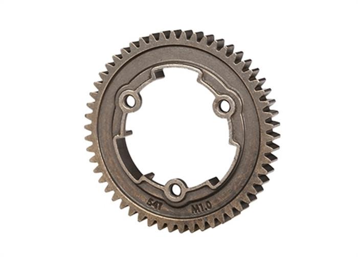 Traxxas Steel Spur Gear 54-tooth 1.0 metric pitch - X-Maxx, 6449X