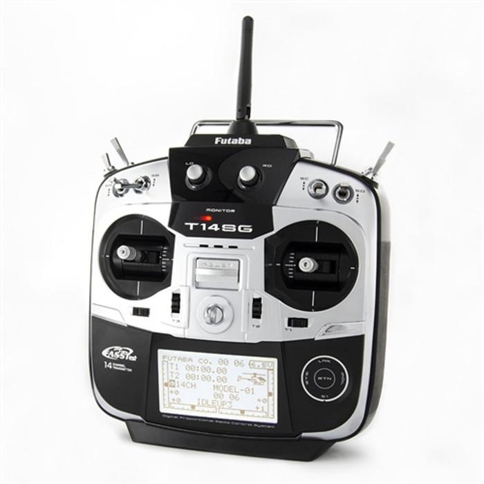 Futaba 14SGH 2.4GHz FASST Heli Spec Radio System