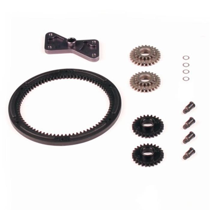 Venom 8:1 Gyro Gear Set - VMX 450 Dirtbike, 0438