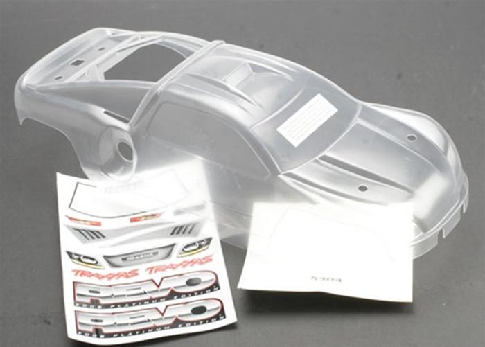 Traxxas Clear Body Revo Platinum Edition, 5320
