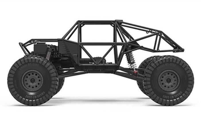 Gmade GOM Rock Crawler Buggy 4WD RTR with GR01 Chassis, 56010