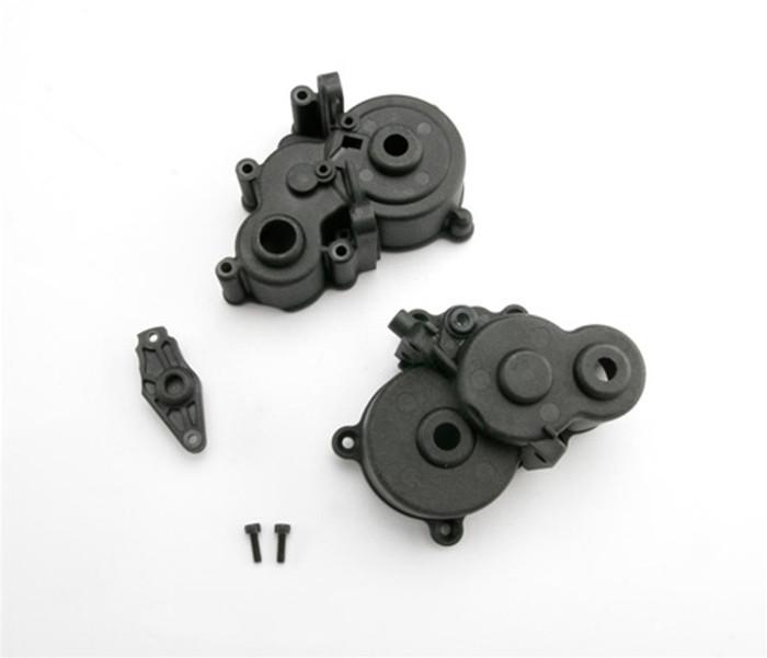 Traxxas Gearbox Halves Front/Rear Maxx, 3991X