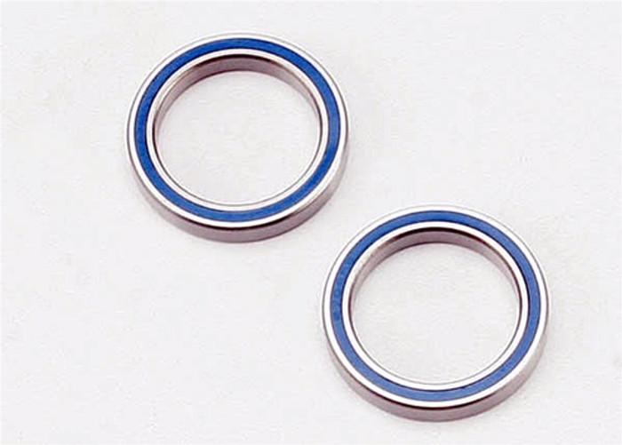 Traxxas Ball Bearings Blue Rubber Sealed 20x27x4mm, 5182