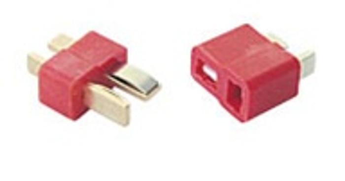Deans 2-Pin Ultra Plug (1-pair)