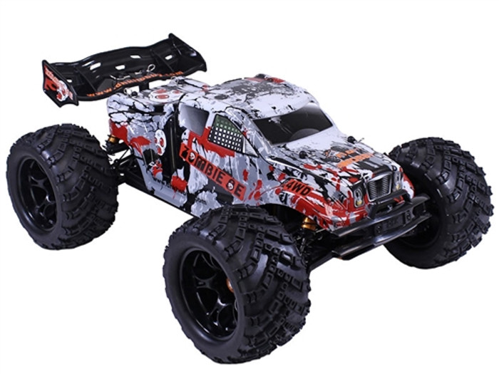 DHK Zombie 8e RTR 1/8 4WD Brushless Truck, 8384
