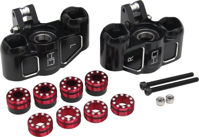 Hot Racing Triple Bearing Support Steering Blocks for Arrma 1/5