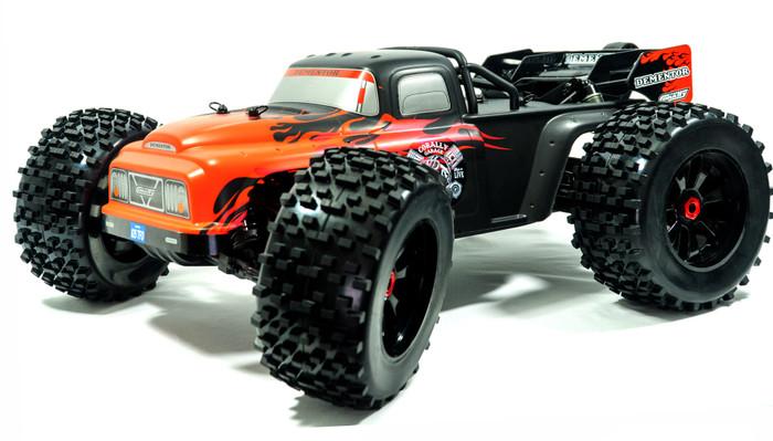 Team Corally 1/8 Dementor XP 2021 V2 4WD Monster Truck 6S Brushless, C-00167