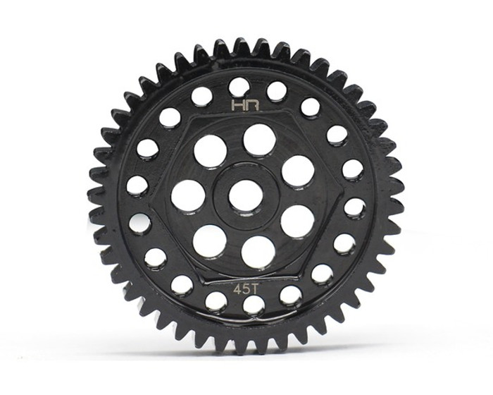 Hot Racing Steel Spur Gear 45-Tooth, 32-Pitch for TRX-4