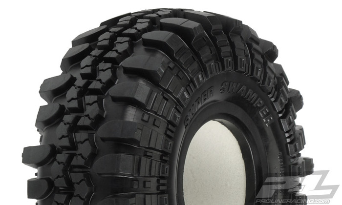 "Pro-Line Interco TSL SX Super Swamper XL 2.2"" G8 Rock Terrain Tires for Crawlers, 10107-14"