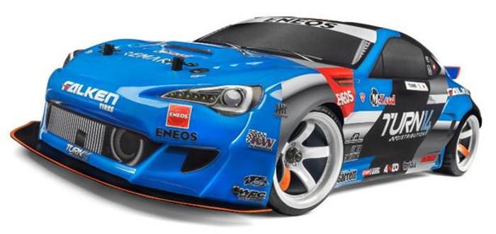 HPI Racing RS4 Sport 3 Drift RTR Dai Yoshihara Subaru BRZ, 120096